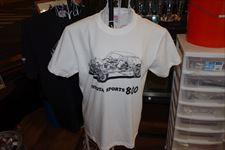 トヨタスポーツ800 オリジナルTシャツ