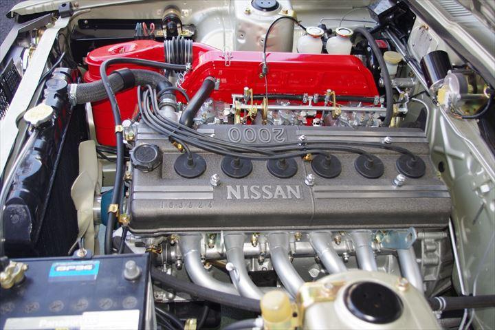 ■エンジンルーム。電装・部品など惜しげもなく新品を使用しております!